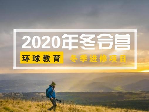 环球教育2020冬令营 | 不可错过的十大国际进修项目!