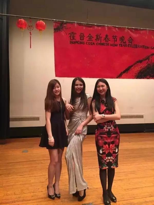 留学生海外春节活动