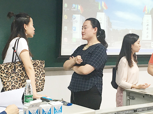 环球教育-格拉斯哥大学招生交流会回顾