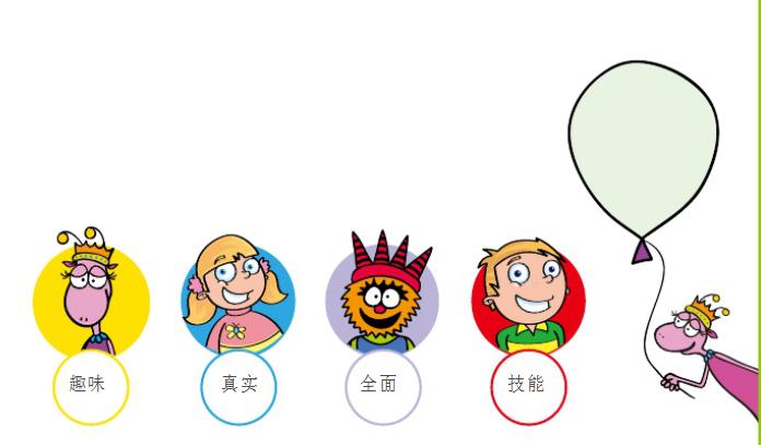 西侨幼儿启蒙英语课程特色(2)